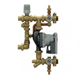 """Θερμοστατικό κιτ θέρμανσης δαπέδου GIACOMINI, τύπος """"R557R-1"""""""